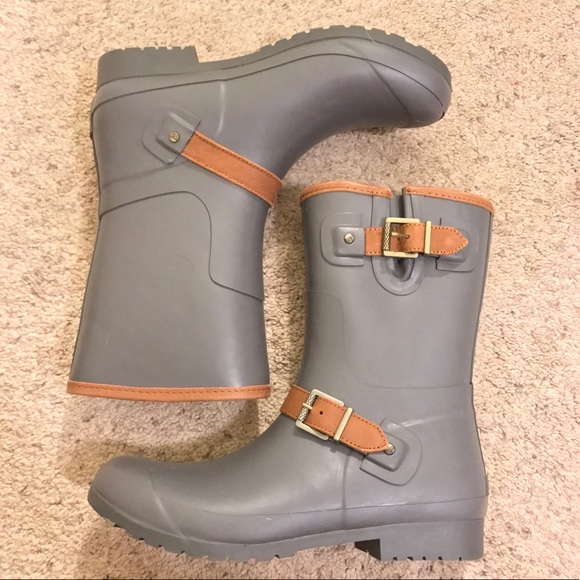 Sperry Womens Walker Fog Rain Boot